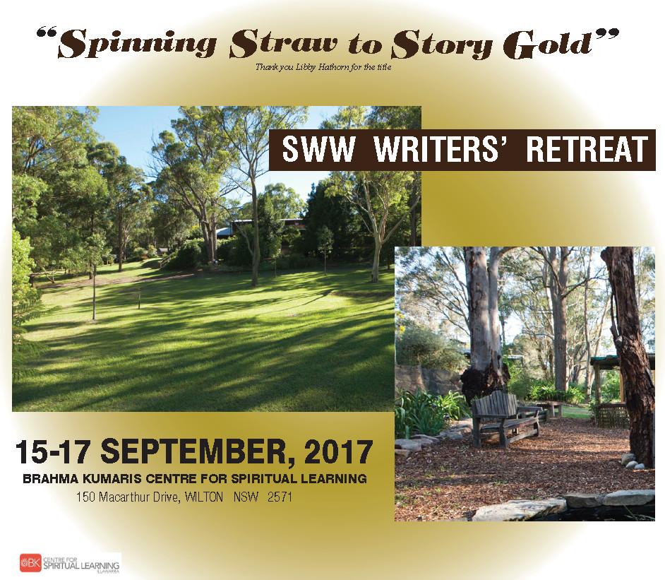 SWW 2017 Writers Retreat